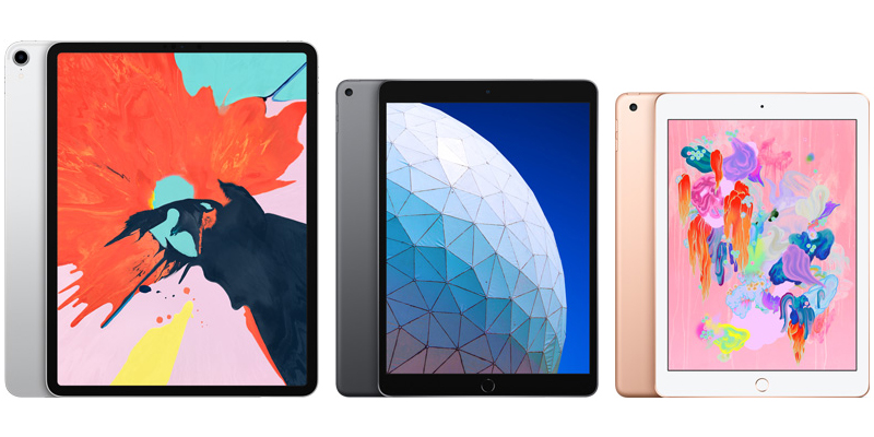 WHICH IPAD SHOULD YOU BUY FOR 2019?