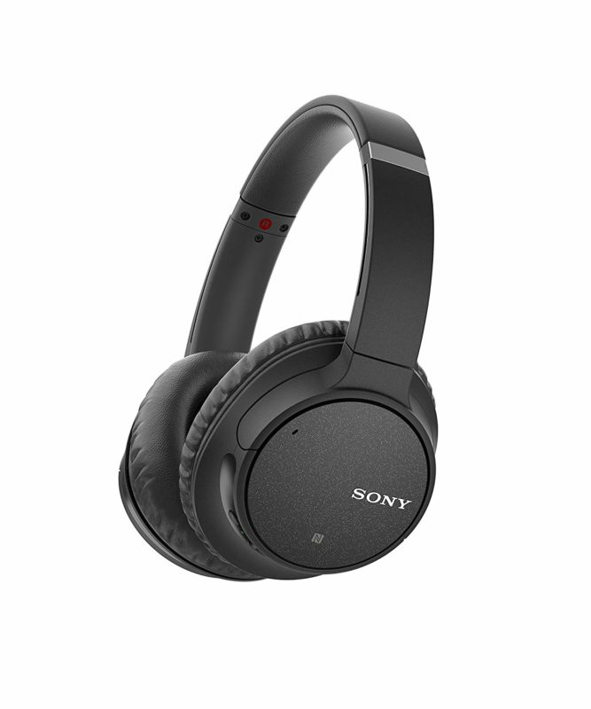 Sony Noise Cancelling Headphones WH-CH700N