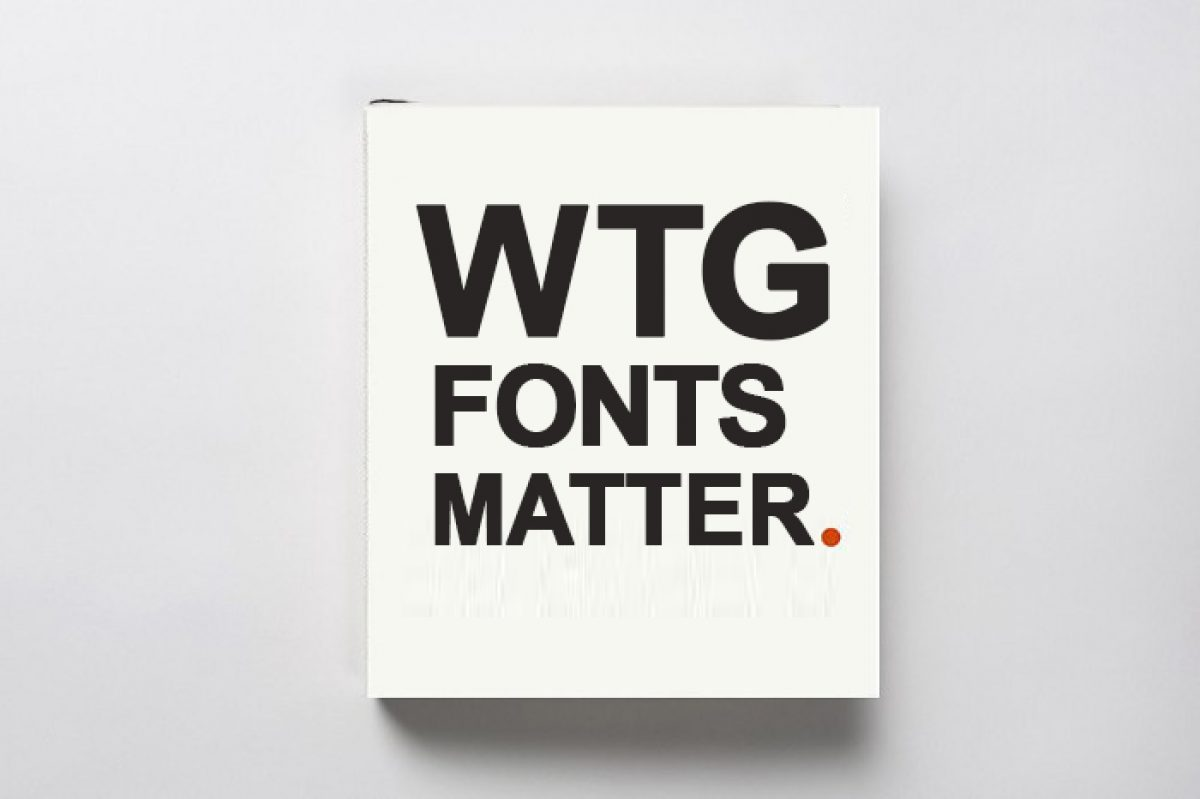 Best New Typography Books 2019