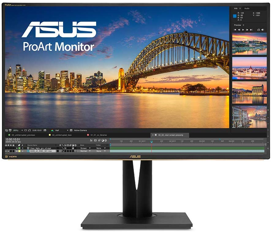 Best Monitors for Graphic Design 2019