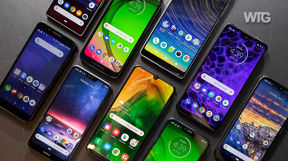 Best Budget Camera Phones for 2019