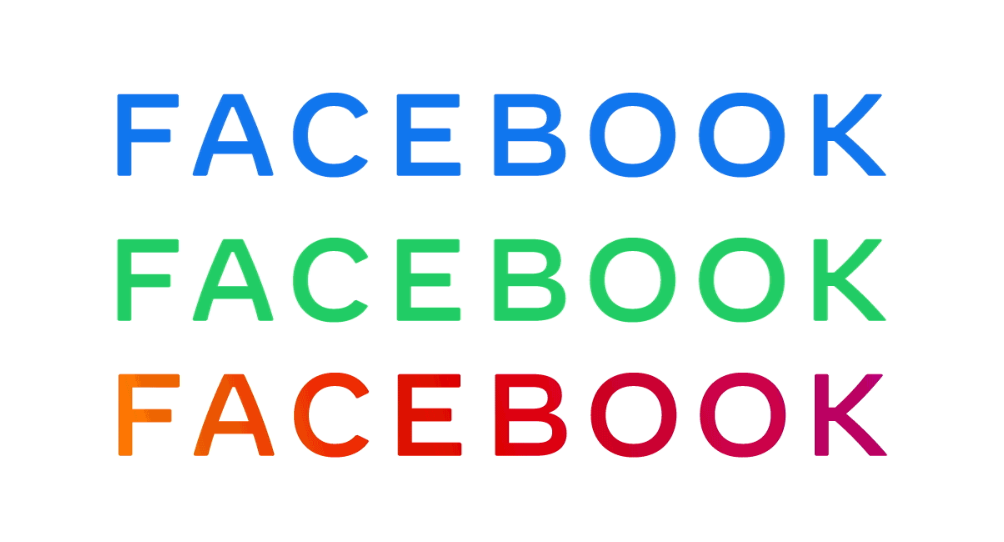 Take a look at facebook's new logo