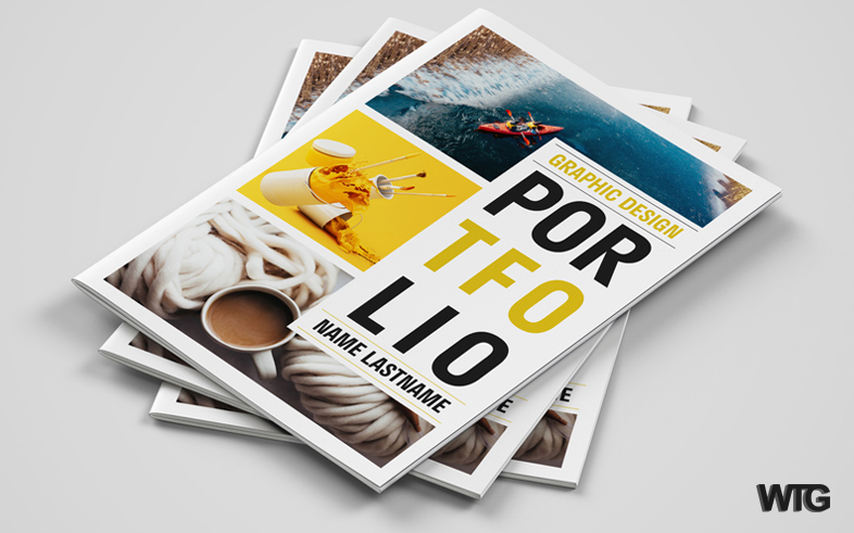 Graphic Design Portfolio PDF: How To Make