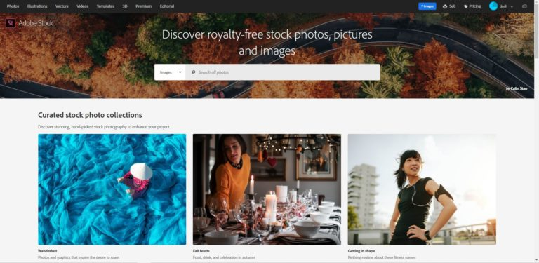 Adobe Stock Photos Free Trial – How to Sign Up