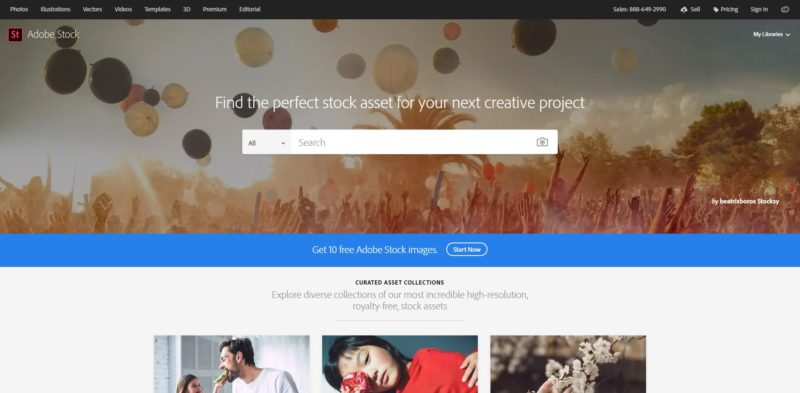 Adobe Stock Free Trial – How to Sign Up
