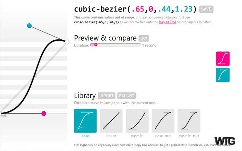 Intro to Cubic Bezier Transitions (CSS)