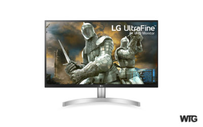 Best Monitor Under 500 Dollars 2020