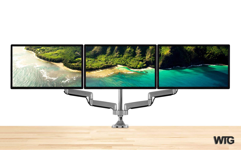 Best Triple Monitor Stand 2020