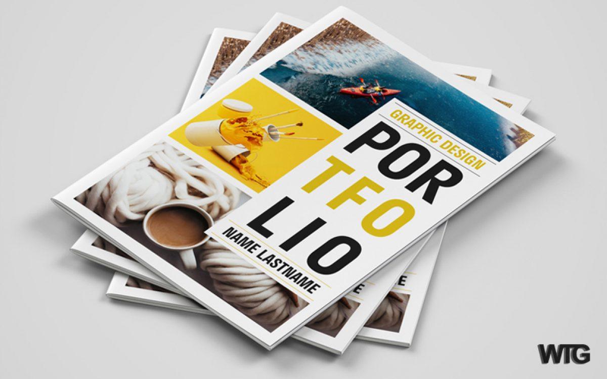 Graphic Design Portfolio PDF: How To Make