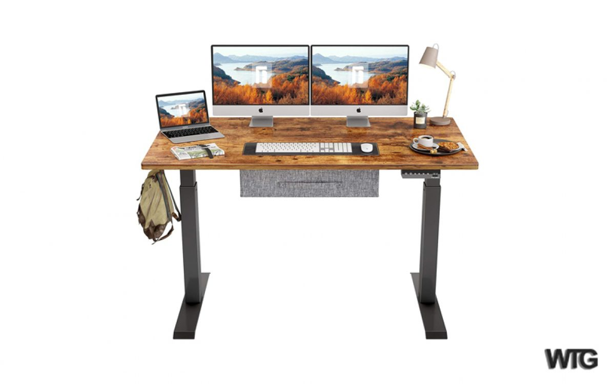 FEZIBO Electric Standing Desk Review
