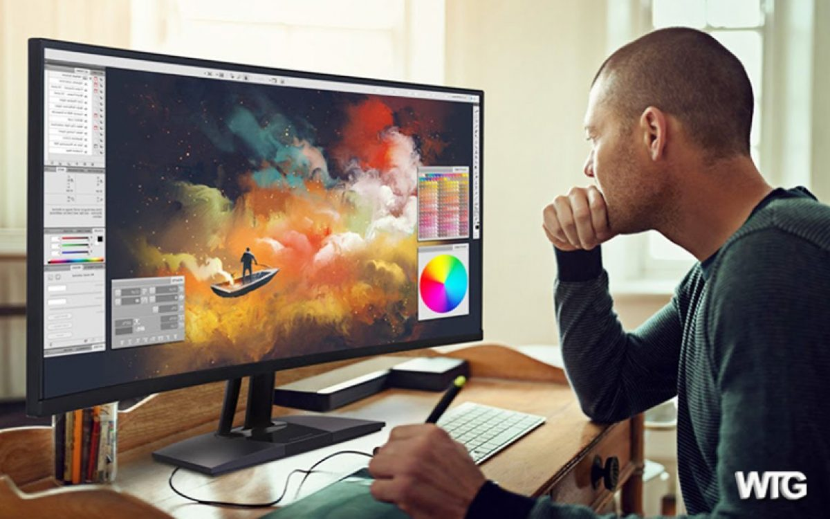Best Monitor for Graphic Design 2021