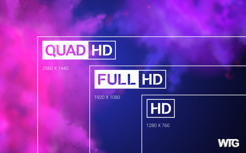 what is qhd